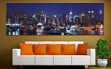 New York City Skyline Canvas Print Wall Home Art Prints Colorful Picture 2 1