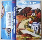 TOM PETTY AND THE HEARTBREAKERS - INTO THE GREAT.... Rare Cassette Tape. {Rock}
