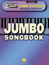 Jumbo Songbook Sheet Music E-Z Play Today Book NEW 000119857