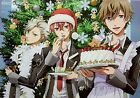 Starry Sky / Inu x Boku SS Secret Service poster promo anime official