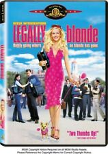 Legally Blonde (DVD, 2001) - NEW!!