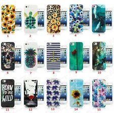 For iphone 4 4S 5 5S Various Painted Personalized TPU Soft Case Silicone Cover