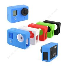 Soft Rubber Silicone Protective Case Cover Skin for GoPro Hero 3 3+ Camera New