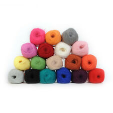 1 Ball Natural Smooth Angola Mohair Cashmere Wool Yarn Skein High Quality 50g