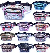Women's Waist Fanny Pack Belt Bag Pouch Travel Sport Hiking Hip Bum Bag Purse