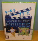 Xbox 360 Game You're In The Movies (Game Only) NEW