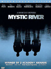 Mystic River (DVD, 2004, Widescreen) Brand New Factory Sealed