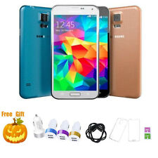 "Unlocked - Samsung Galaxy S5 SM-G900P-16GB - 5.1"" MOBILE SMARTPHONE 4G Free Gift"