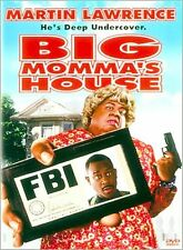 Big Momma's House (DVD, 2000, Special Edition)b263