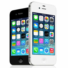 Apple iPhone 4S 16GB GSM Factory Unlocked iOS Smartphone(A+) - Black & White