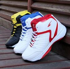 New fashion Men's casual shoes high-top Basketball sport shoes Athletic Sneakers