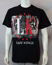 Last Kings LK Lost Cat Stars Tiger Black T Shirt 100% Authentic Tyga T-Raww M-2X
