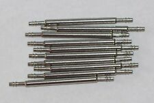 Watch spring pins bars 8mm x4 x10 New lower prices - same FREE UK P&P