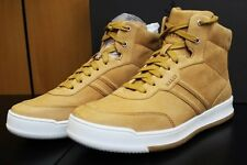 From Switzerland Bally ATAR/14 Men's High Top Sneakers Nabuk Last two Sizes