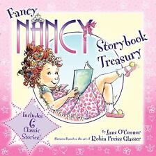 Fancy Nancy:  Storybook Treasury of  6 Classic Stories - NEW - HC - Darling Art!