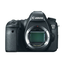 Canon EOS 6D Digital SLR Camera Body / Canon EOS 6D Body With 24-105mm f/4L Lens