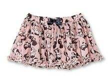 Little Golden Book Moments Toddler Girls' Cat Print Mini Skirt - Just Blush Pink
