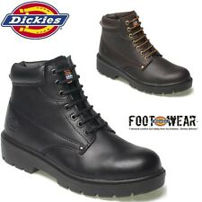 LAMBRETTA WATERPROOF MILITARY SAFETY STEEL TOE CAP WORK TACTICAL POLICE BOOTS SZ