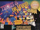 Tetris & Dr. Mario (Super Nintendo Entertainment System, 1994)