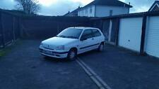 clio province 1.2  one years mot