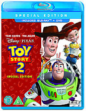 Toy Story 2 Two-Disc Special Edition Blu-ray/DVD Combo w/ DVD Packaging)