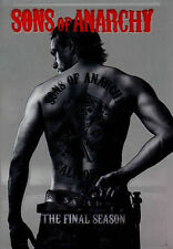 Sons of Anarchy: Season 7 (DVD, 2015, 5-Disc Set)  Authentic from big box retail