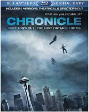 Chronicle (Blu-ray/DVD, 2012, 2-Disc Set, The Lost Footage Edition;)