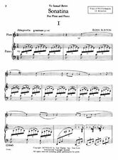 Sonatina for Flute and Piano: Flute Sheet Music