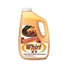 Whirl Butter-Flavored ZT Oil, 1 Gallon -- 3 per case