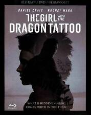 The Girl With the Dragon Tattoo (Blu-ray Disc, 2012, 3-Disc Set, Includes...