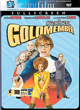 Austin Powers in Goldmember DVD New Sealed Mike Myers
