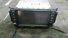 CHRYSLER DODGE JEEP MYGIG RER 730N NAVIGATION RADIO DVD GPS HDD SAT OEM