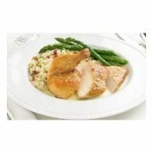 Harvestland Ready To Cook Chicken Breast with Wing, 5 Pound -- 2 per case.