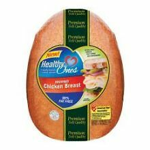 Healthy Ones Browned Skinless Chicken Breast, 6 Pound -- 2 per case.