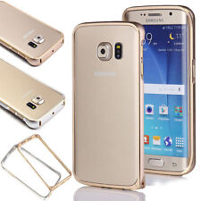 Luxury Armor Shockproof Aluminum Metal Case Cover For Samsung Galaxy S6 & E