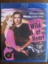 WILD AT HEART (1990) (Blu-Ray) TWILIGHT TIME - NICHOLAS CAGE - BRAND NEW!!!