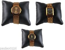 Unisex Watches by Fiton 22k Electro Gold Plated Water Resistant