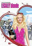 Legally Blonde DVD NEW 2001 Reese Witherspoon Comedy
