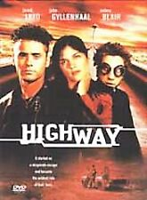 Highway jared leto (DVD, 2002, Widescreen)