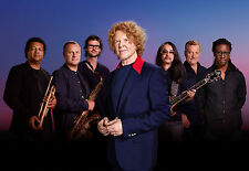 Simply Red tickets Melbourne Feb 17 Orchestra Section Row C Near to stage awesom