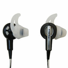 Bose IE2 In-Ear only Headphones - Black/White