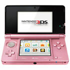 Nintendo 3DS Pearl Pink Handheld System *Used*