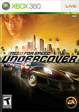 Need for Speed: Undercover (Microsoft Xbox 360, 2008)