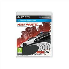 Need for Speed Most Wanted (Sony PlayStation 3, 2012)