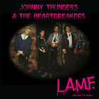 JOHNNY THUNDERS & the HEARTBREAKERS L.A.M.F. limited CLEAR! vinyl rarity LP LAMF