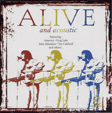 Alive & Acoustic by Various Artists (CD, Apr-2007, St. Clair)