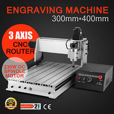 3 AXIS CNC ROUTER ENGRAVER ENGRAVING 3040T PRINTER PRINTING WOODWORKING GREAT