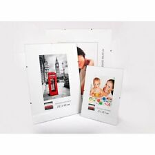 CLIP FRAME PICTURE PHOTO FRAMES LOTS OF SIZES ALSO MULTIPACK FREE P&P