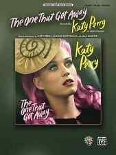 The One That Got Away: Katy Perry: Original Sheet Music Edition
