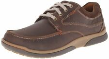 Men's Clarks Randal Walk Oxford - Tobacco Nubuck - LIMITED!!